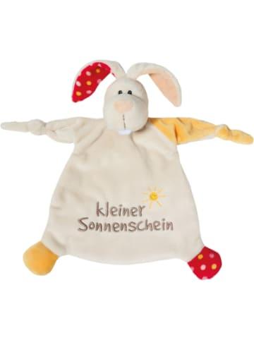 """Nici Schmusetuch Hase """"kleiner Sonnenschein"""" 25x25cm für Babys (40043)"""