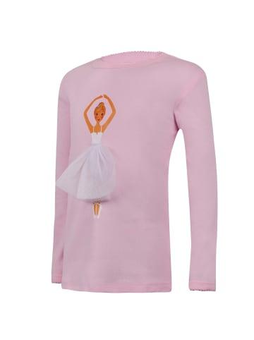 "ZIEGFELD Longsleeve ""Ballerina Rosalie"" in rosa"