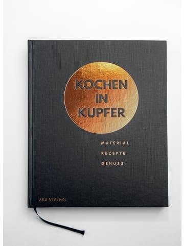 Ars vivendi Kochen in Kupfer | Material - Rezepte - Genuss