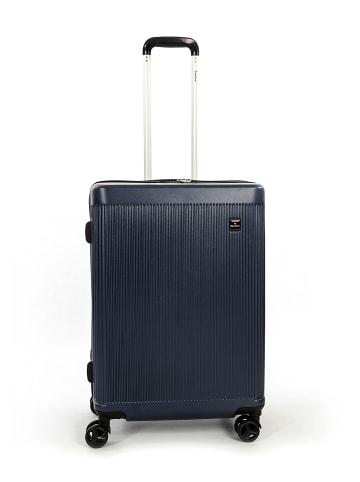 Saxoline Koffer Algarve in Blau