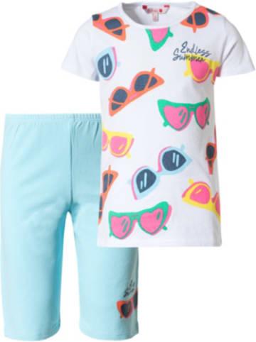 Boboli Set T-Shirt + Shorts T UND STRICK GLÄSER