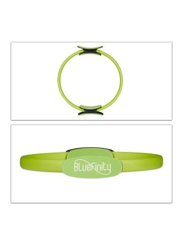 Relaxdays 10x Pilates Ring in Grün - Ø37 cm