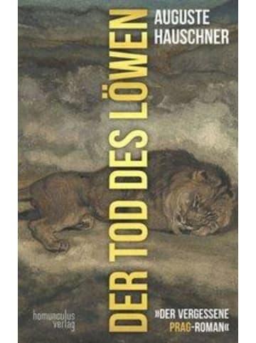 Homunculus verlag Der Tod des Löwen