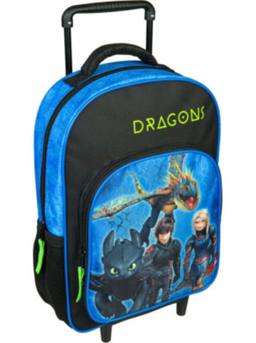 Undercover Trolley Dragon
