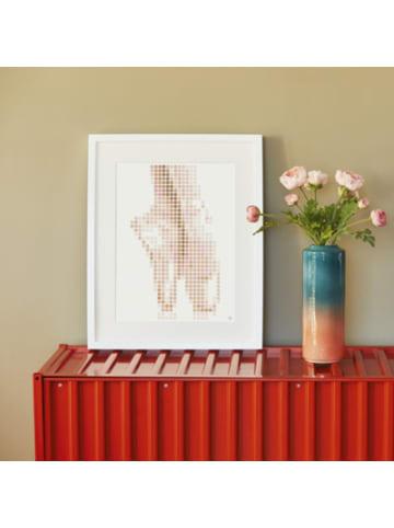 Dot on  art - ballet - pointe, 30 x 40 cm