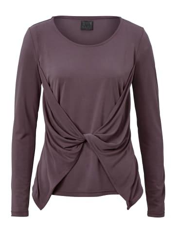 Reken Maar Shirt in Lavendel