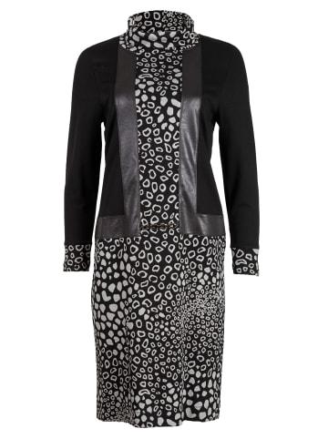 HELMIDGE A-Linien-Kleid Dress in schwarz