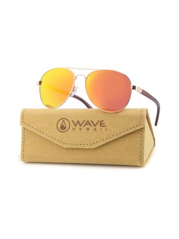 Wave Hawaii  Sonnenbrille Lookback in LOOKBACK mit Etui