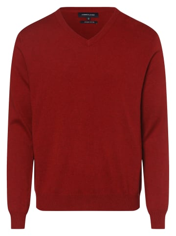 Andrew James Pullover in rot
