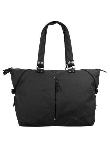 Chiemsee Reisetasche in schwarz