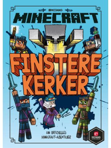 EGMONT Schneiderbuch Minecraft Erste Leseabenteuer - Finstere Kerker