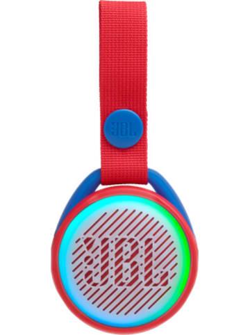 JBL  Tragbarer Lautsprecher Junior Pop, rot