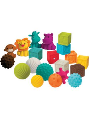 Infantino Senso' Bälle, Klötze und Figuren