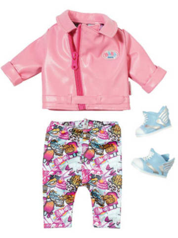 Zapf BABY born® City Deluxe Scooter Outfit Puppenkleidung