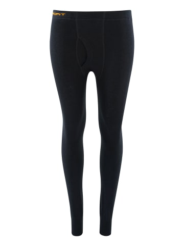 ZEROFIT Funktionsleggings HEATRUB ULTIMATE in Schwarz