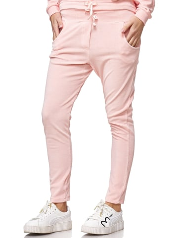 Decay Joggpant in Rosa