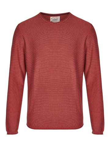 Eagle Denim Strickpullover in rot