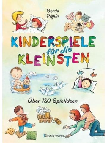 Bassermann Verlag Kinderspiele für die Kleinsten