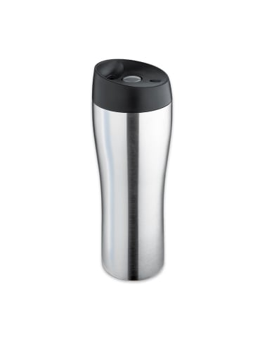 Isosteel Thermobecher  0,4 L in silver