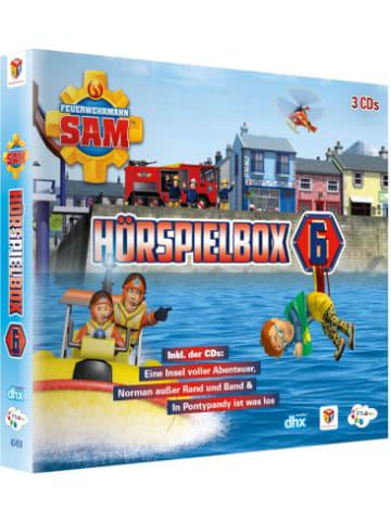 Just Bridge Entertainment CD Feuerwehrmann Sam 3er CD-Box Vol 6