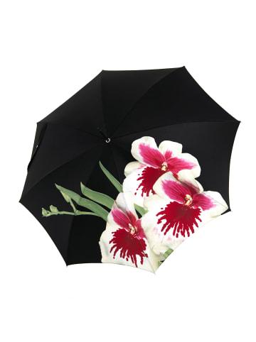 Doppler Manufaktur Elegance Noblesse Stockschirm 90 cm in orchidee pink