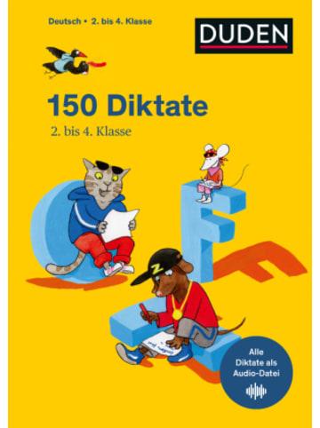 Bibliographisches Institut 150 Diktate 2. bis 4. Klasse