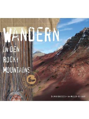 One step Wandern in den Rocky Mountains
