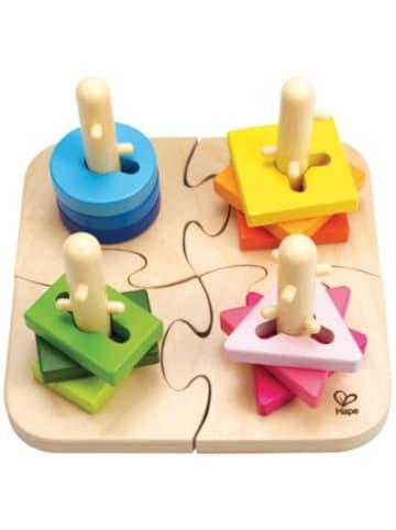 Hape Toys Kreatives Steckpuzzle 16tlg.