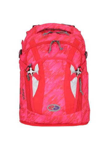 YZEA Pro Schulrucksack 45 cm in spicy rot/pink