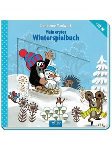 Trötsch Der kleine Maulwurf - Mein erstes Winterspielbuch