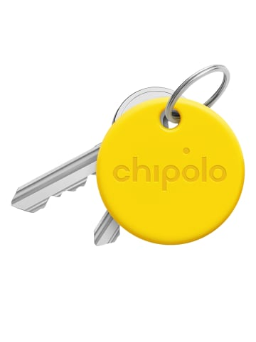Chipolo Bluetooth Tracker CHIPOLO ONE Gelb in gelb