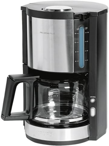 Krups Kaffeemaschine, 1,25l, 1.100Watt