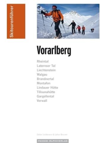 Panico Alpinverlag Skitourenführer Vorarlberg
