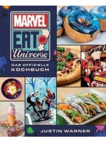 Panini Verlag  Marvel Eat the Universe: Das offizielle Kochbuch
