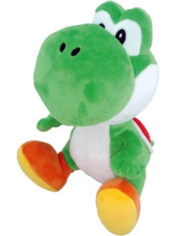 Super Mario Plüsch Nintendo Yoshi 17 cm, grün