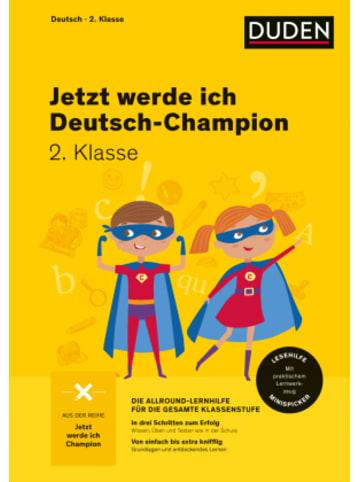 Bibliographisches Institut Jetzt werde ich Deutsch-Champion - Deutsch 2. Klasse