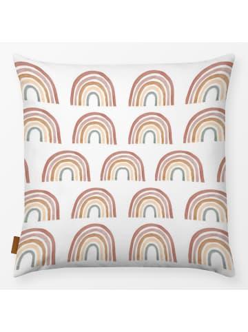 """Textilwerk.com Kissen """"RAINBOW PATTERN"""" in Bunt"""