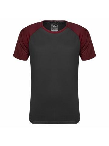BleuAlps Sportshirt - Funktionsshirt in Grau