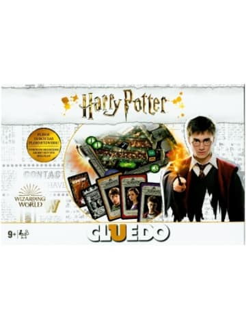 Winning Moves Cluedo, Harry Potter NEW WHITE Edition (Spiel)