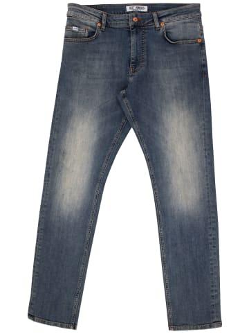 Just Junkies lange Loose-Fit-Jeans Jeans Jeff Wint Blue in blue