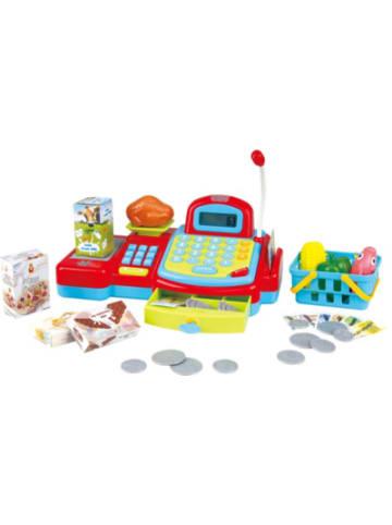 Playgo Supermarktkasse, elektronisch