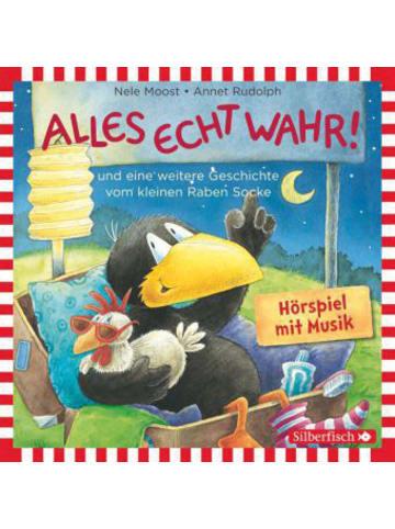 Rabe Socke Kleiner Rabe Socke: Alles echt wahr!, 1 Audio-CD