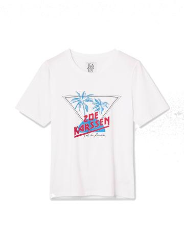 ZOE KARSSEN T-Shirt in White