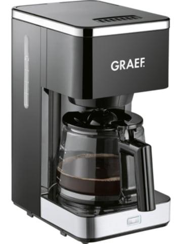 Graef Kaffeemaschine für 10-15 Tassen, 1,25l, 1.000Watt