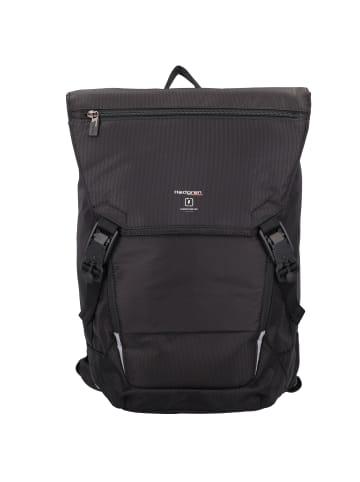 Hedgren Joint Rucksack RFID 43 cm Laptopfach in black