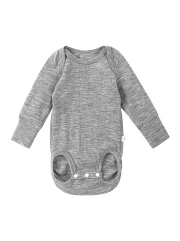 "Reima "" Baby Body Utu "" in Melange grey"