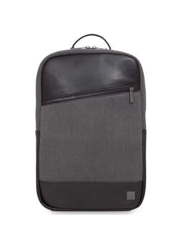 Knomo Holborn Southampton Rucksack RFID 43 cm Laptopfach in grey