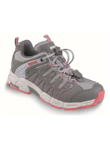 MEINDL Schuhe Respond Junior in anthrazit/rot