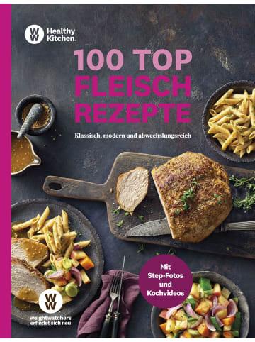 WW Deutschland WW - 100 Top Fleischrezepte | Klassisch, modern und abwechslungsreich -...