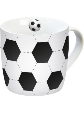 "INFINITE YOU Porzellan Tasse ""Fußball"" 300ml"